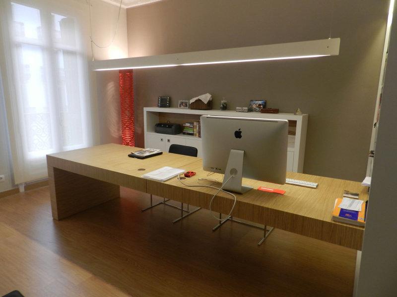 Mesas De Despacho Best Despacho Estilo Espaol En Madera